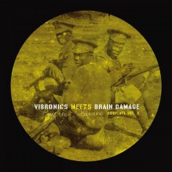Vibronics meets Brain Damage - Empire Soldiers Dubplate Vol.3 (vinyle)