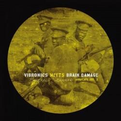 Vibronics meets Brain Damage - Empire Soldiers Dubplate Vol.3