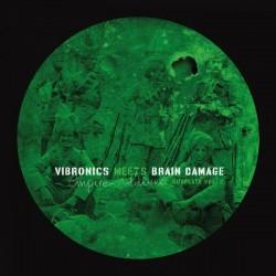 Vibronics meets Brain Damage - Empire Soldiers Dubplate Vol.2 (vinyle)