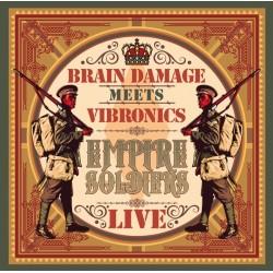 Brain Damage meets Vibronics - The Empire Soldiers Live (vinyle)