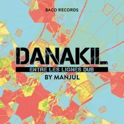 Danakil - Entre les Lignes Dub (vinyle)