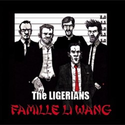 The Ligerians - Famille Li Wang (CD)