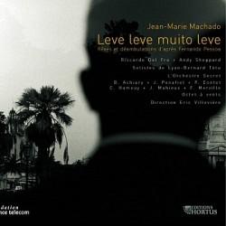 Jean-Marie Machado - Leve Leve Muito Leve (CD)