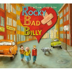 Rocky Bad Billy - L'album trop bien (CD)