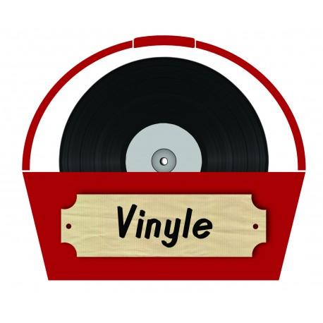 Le Panier Vinyle 6 mois