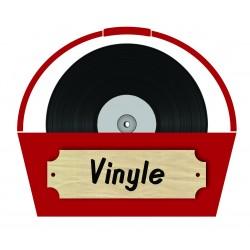 Le Panier Vinyle 12 mois