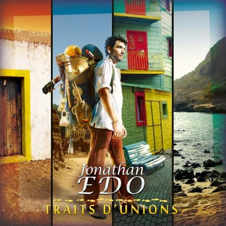 JONATHAN EDO - Trait D'union