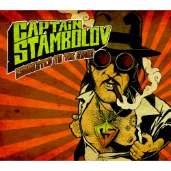 CAPTAIN STROMBOLOV - Connected to the Stars (CD)